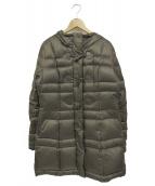 22 OCTOBRE(22オクトーブル)の古着「ダウンコート」|ブラウン