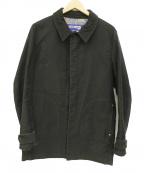 JUNYA WATANABE MAN(ジュンヤワタナベマン)の古着「コート」 ブラック