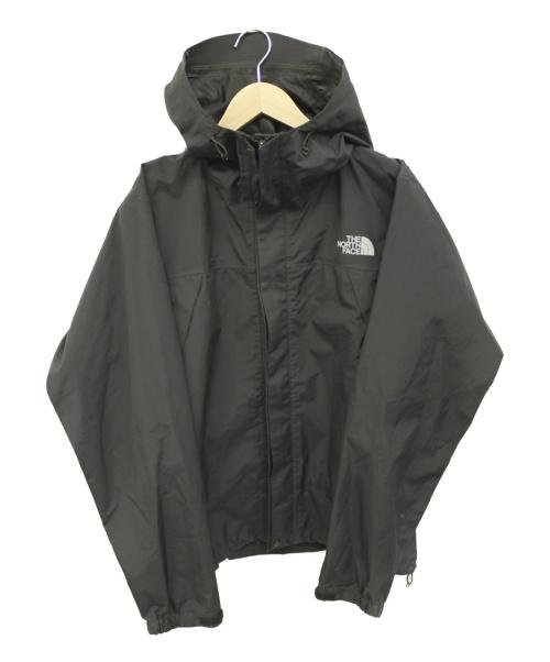 THE NORTH FACE(ザ ノース フェイス)THE NORTH FACE (ザノースフェイス) レインテックスジャケット ブラック サイズ:Lの古着・服飾アイテム