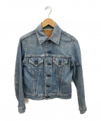 LEVI'S()の古着「デニムジャケット」|ブルー