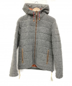 L.B.M.1911(ルビアム1911)の古着「ウールジャケット」|グレー