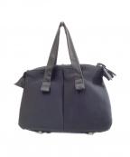 kawa-kawa(カワカワ)の古着「ハンドバッグ」|ブラック