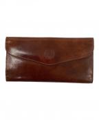 NOI(ノイ)の古着「2つ折り財布」|ブラウン