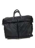 PORTER(ポーター)の古着「2WAYビジネスバッグ」|ブラック