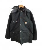 CarHartt(カーハート)の古着「カバーオール」|ブラック