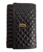 BALLY(バリー)の古着「キーケース」|ブラック