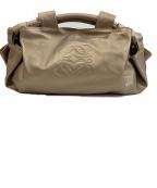 LOEWE()の古着「ハンドバッグ」|ベージュ