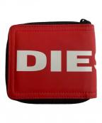 DIESEL(ディーゼル)の古着「財布」|レッド
