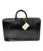 GLENROYAL(グレンロイヤル)の古着「ハンドバッグ」|ブラック