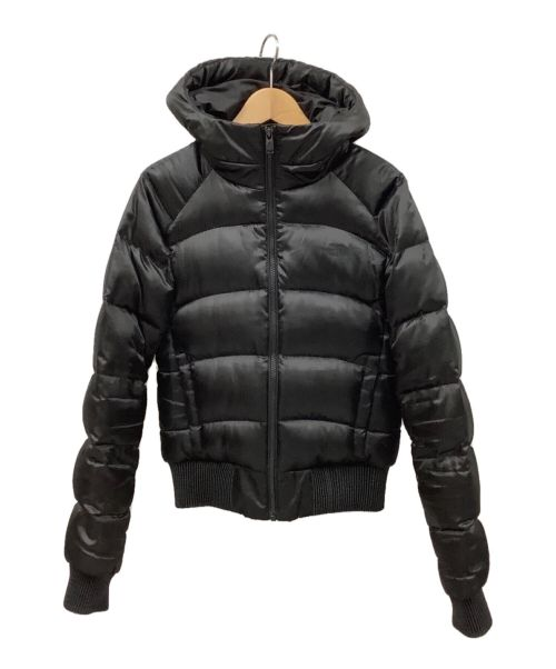 THE NORTH FACE(ザ ノース フェイス)THE NORTH FACE (ザ ノース フェイス) 中綿ジャケット ブラック サイズ:XSの古着・服飾アイテム