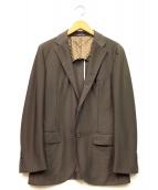 MACKINTOSH PHILOSOPHY(マッキントッシュフィロソフィー)の古着「テーラードジャケット」|ブラウン