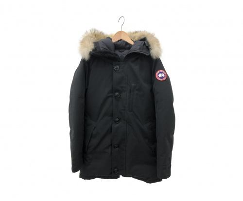 CANADA GOOSE(カナダグース)CANADA GOOSE (カナダグース) JASPER PARKA ブラック サイズ:M/Mの古着・服飾アイテム