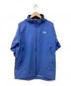 POLE WARDS(ポールワーズ)の古着「ナイロンジャケット」|ブルー