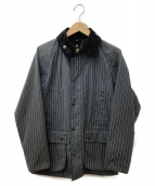 Barbour(バブアー)の古着「オイルドクロスハンティングジャケット」 ブラック