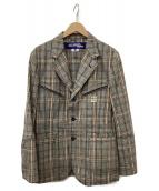 CDG JUNYA WATANABE MAN(コムデギャルソンジュンヤワタナベマン)の古着「ワークジャケット」|グレー