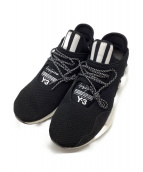 Y-3(ワイスリー)の古着「スニーカー」|ブラック