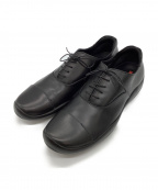 PRADA(プラダ)の古着「ストレートチップシューズ」|ブラック
