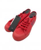 adidas×RAF SIMONS(アディダス×ラフシモンズ)の古着「スニーカー」|レッド