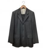COMME des GARCONS HOMME(コムデギャルソン オム)の古着「セットアップ」|ブラック