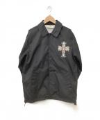 GOOD ROCK SPEED(グッドロックスピード)の古着「コーチジャケット」|ブラック