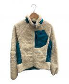 Columbia()の古着「アーチャーリッチジャケット」|アイボリー×ブルー