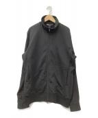 Y-3(ワイスリー)の古着「YOHJI LETTERS トラックジャケット」|ブラック