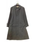 BURBERRY BLACK LABEL(バーバリーブラックレーベル)の古着「コート」 ブラック