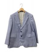 MACKINTOSH LONDON(マッキントッシュ ロンドン)の古着「テーラードジャケット」|ブルー