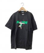 X-LARGE(エクストララージ)の古着「半袖Tシャツ」|ブラック