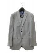 ()の古着「2Bスーツ」 グレー