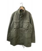 ()の古着「M-65フィールドジャケット」 カーキ