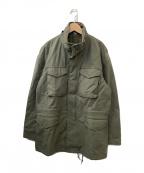 ALPHA(アルファ)の古着「M-65フィールドジャケット」|カーキ