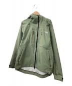 ()の古着「デュアルフォース エイペックスジャケット」 オリーブ