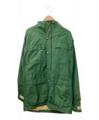 ()の古着「マウンテンパーカー」 グリーン