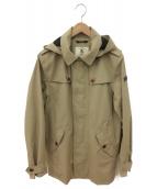AIGLE(エーグル)の古着「トレントニーNYジャケット」 ベージュ