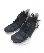 adidas(アディダス)の古着「スニーカー」 ブラック×グレー
