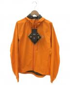 HAGLOFS(ホグロフス)の古着「AMPLE III JACKET」|オレンジ