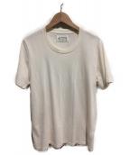 Martin Margiela 10(マルタンマルジェラ 10)の古着「Tシャツ」 オフホワイト