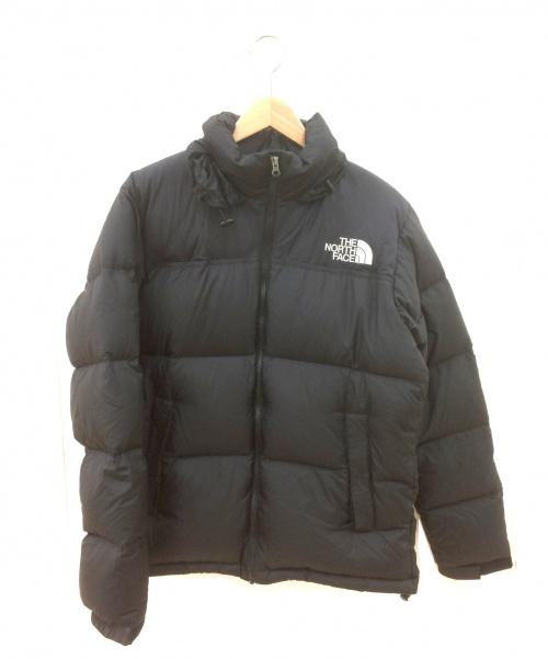 THE NORTH FACE(ザノースフェイス)THE NORTH FACE (ザノースフェイス) ヌプシジャケット ブラック サイズ:XXLの古着・服飾アイテム