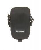 BALENCIAGA(バレンシアガ)の古着「クロスボディバッグ」|ブラック