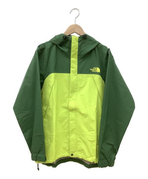 THE NORTH FACE(ザ ノース フェイス)THE NORTH FACE (ザノースフェイス) ジャケット グリーン サイズ:Mの古着・服飾アイテム
