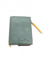 AXE(アックス)の古着「2つ折り財布」|グリーン