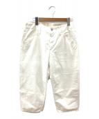 ()の古着「ピーターパンツ」 ホワイト