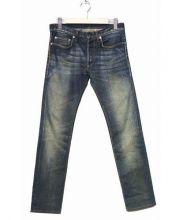 Dior(ディオール)の古着「デニムパンツ」|ブルー