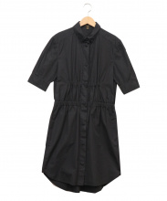 LOUIS VUITTON(ルイ・ヴィトン)の古着「シャツワンピース」|ブラック