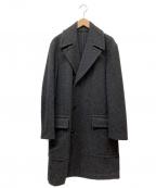 Rags McGREGOR(ラグス マクレガー)の古着「ウールコート」|グレー