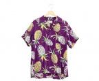 WACKO MARIA(ワコマリア)の古着「ハワイアンシャツ」|パープル