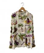 WACKO MARIA(ワコマリア)の古着「ハワイアンシャツ」|ホワイト