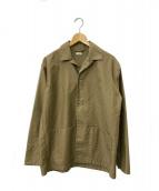 blurhms(ブラームス)の古着「ジャケット」|ベージュ