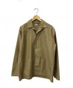 blurhms(ブラームス)の古着「ジャケット」 ベージュ